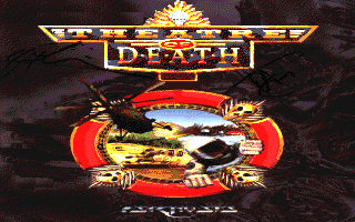 Theatre of Death - náhled