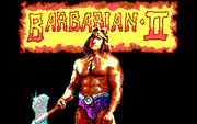 Barbarian II - Dungeons of Drax - náhled