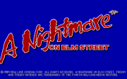 A Nightmare On Elm Street - náhled