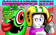 Commander Keen 6 - Aliens Ate My Baby Sitter - náhled