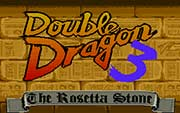 Double Dragon III - The Rosetta Stone - náhled