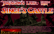 Dragon\'s Lair - Escape from Singes Castle