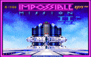 Impossible Mission II - náhled