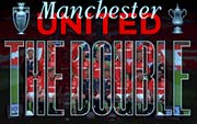 Manchester United - The Double - náhled