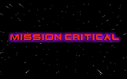 Mission Critical - náhled