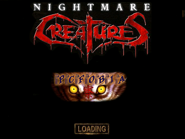 Nightmare Creatures - náhled