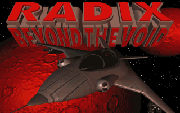 Radix: Beyond the Void - náhled