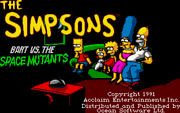 Simpsons - Bart vs the Space Mutants, The - náhled