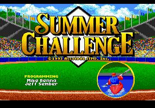 Summer Games | PC: Staré hry | Forum